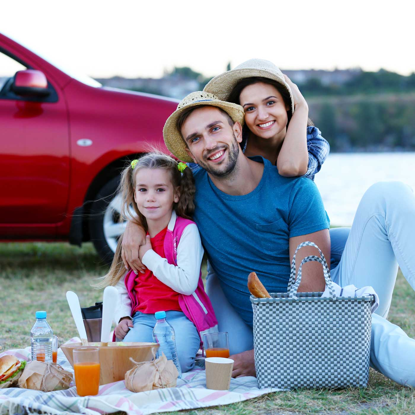 How to Master a Rest Stop Picnic
