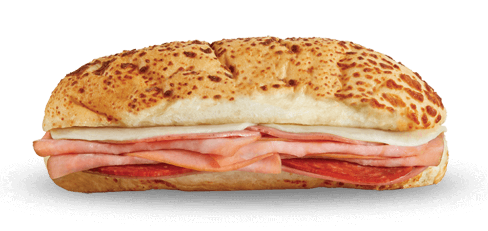Traditional Italian Sub Sandwich