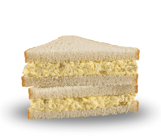 Egg Salad Wedge Sandwich