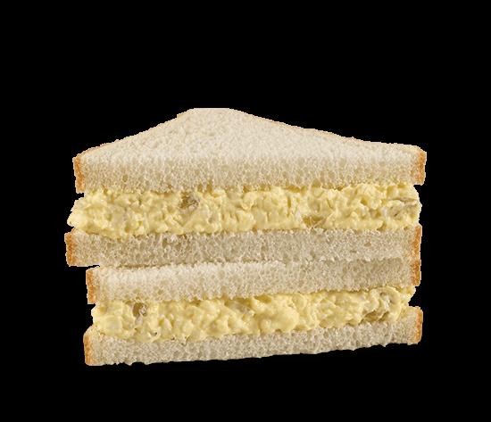 Egg Salad Wedge Sandwich