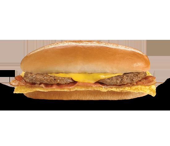 Mega Omelet Sandwich