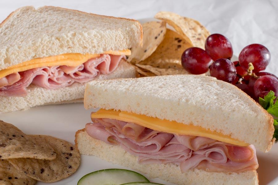 Regular Wedge Sandwiches