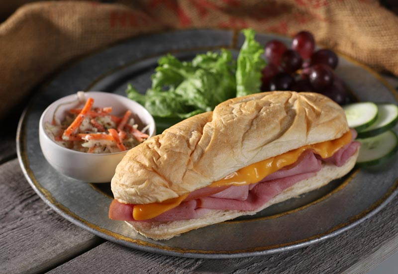 Sub Select Classic Hame and Cheese