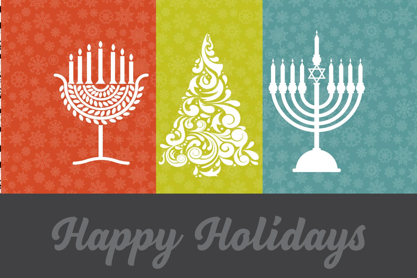December Holiday Stress Blog Image