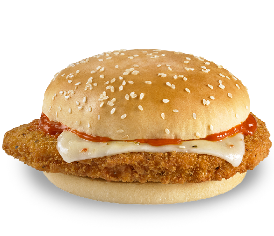 Deli Express XXL Spicy Chicken Sandwich