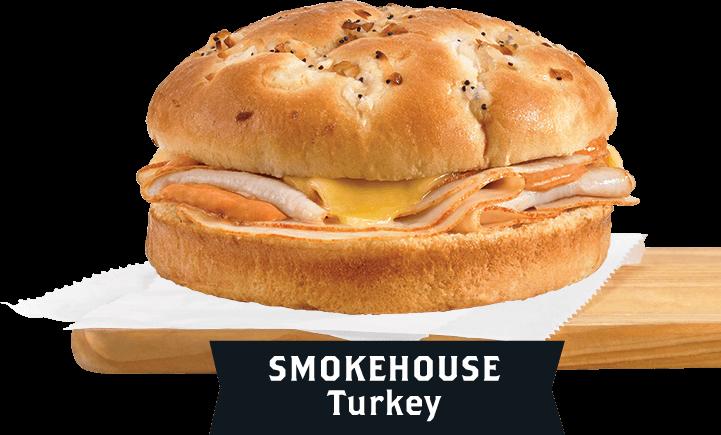 Smokehouse Turkey Sandwich